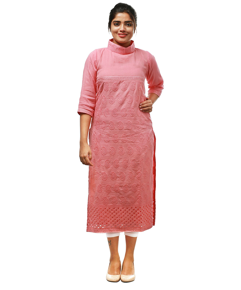 pink-self-embroidery-kurta-3950-01